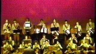 ViJoS Showband Spant 6 februari 1988 30 jarig jubileum