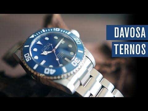 Story Review: Davosa Ternos Professional   Diver   Test   Deutsch
