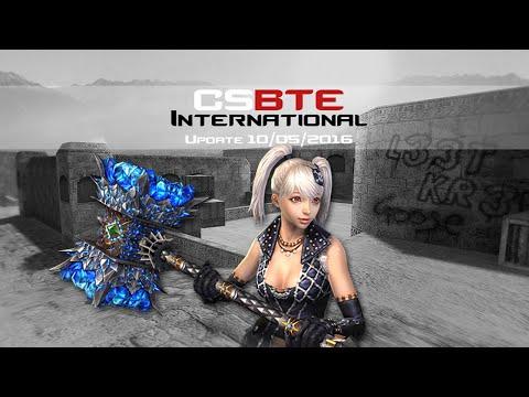 Counter-Strike: BreakThrough Edition International Update 10/05/2016