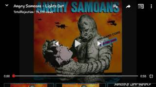 Pop Music Symbolism: Lights Out By The Angry Samoans