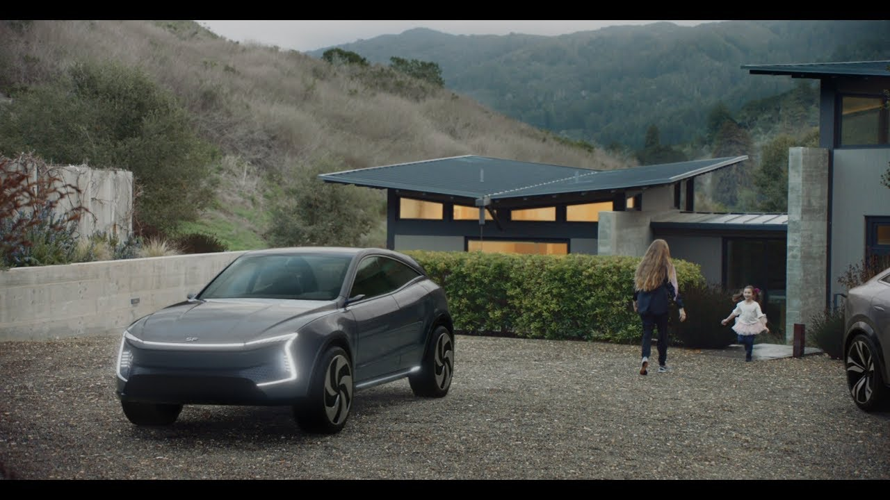 SF Motors is accelerating the future of the EV industry (SF