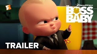 The Boss Baby Official Trailer  Teaser 2017  Alec Baldwin Movie