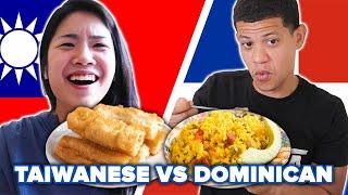 Meal Swap: Dominican Vs. Taiwanese Food