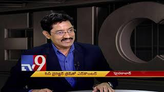 Director Krish in Encounter With Murali Krishna - TV9