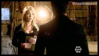The Secret Circle - 1x11 - The Kiss [Cassie and Adam]