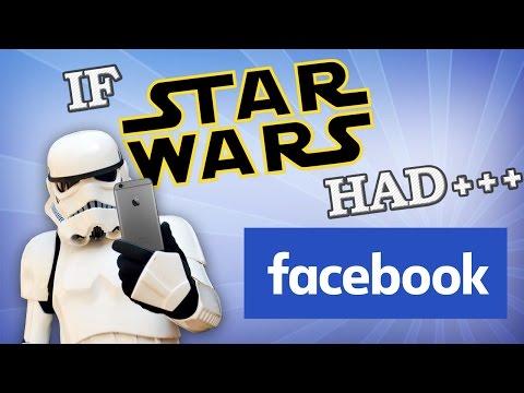 Kdyby Star Wars měly Facebook