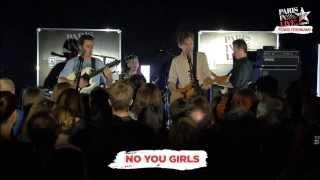 Franz Ferdinand- No You Girls (Sub. Esp) [HD]