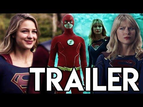 ARGO CITY?! Return to Krypton? - Crisis NEW Extended Trailer & Supergirl 5x07 Trailer Breakdown