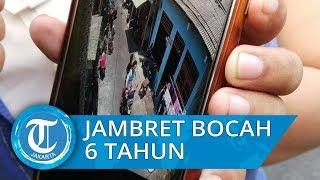 Bocah 6 Tahun di Tanjung Priok Jadi Korban Penjambretan, Pelaku Terekam Kamera CCTV