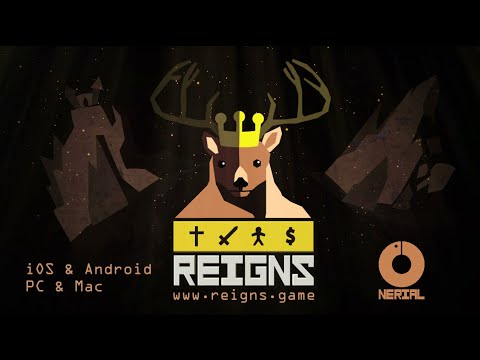 REIGNS - Launch Trailer thumbnail