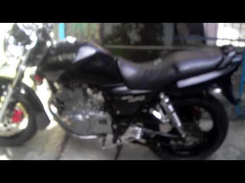 Suzuki Thunder 250 preview & sound
