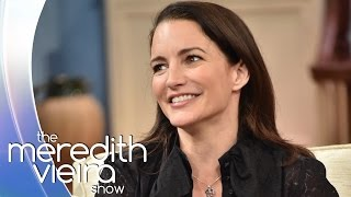 Kristin Davis On 'Sex And The City 3' Rumors   The Meredith Vieira Show