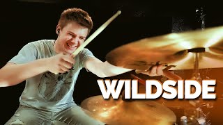 Mötley Crüe - Wild Side (Drum Cover)  age 14