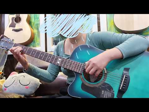 Đàn Guitar Acoustic Mantic GT-1GCSB Sunburst