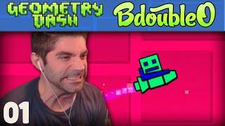 Geometry Dash Hardest Level EVER! ep 1 [Geometry Dash Gameplay]