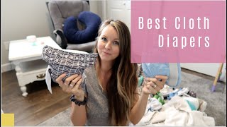 The Best CLOTH DIAPERS On A BUDGET