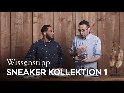 Vorgestellt: Sneaker Kollektion | Teil 1