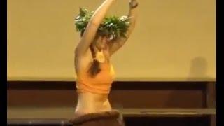 Смотреть онлайн Потрясающий национальный танец живота Таити