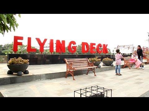 Flying Deck Jadi Tempat Favorit Ngabuburit