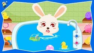 Мультфильм Веселое купание малышей. Развивающие мультики для самых маленьких