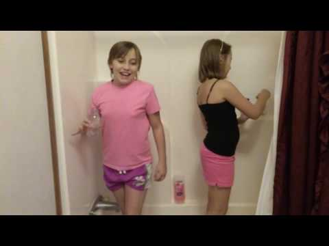 Cold Water Challenge[w/ Claire and KyLee]