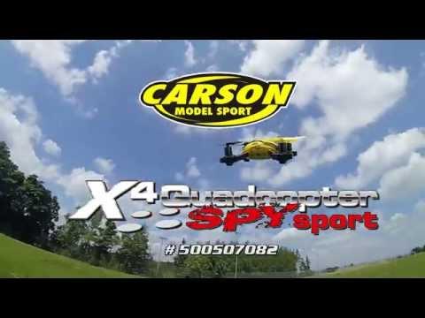 X4 Quadcopter SPY sport GHz 100% RTF (500507082) DE