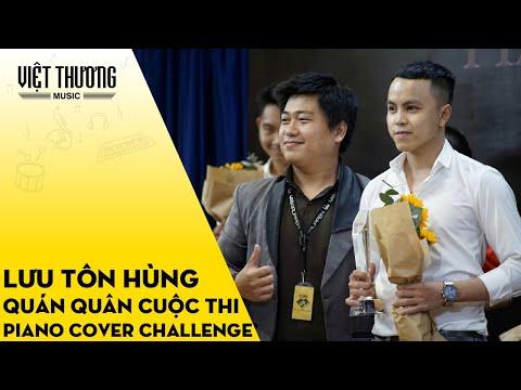 Lộ diện quán quân cuộc thi Piano Cover Challenge 2020