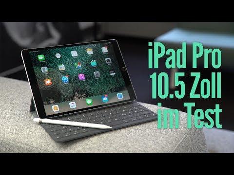 iPad Pro 10,5 im Test (deutsch): Ein Erzeugnis mit Einserzeugnis – GIGA.DE
