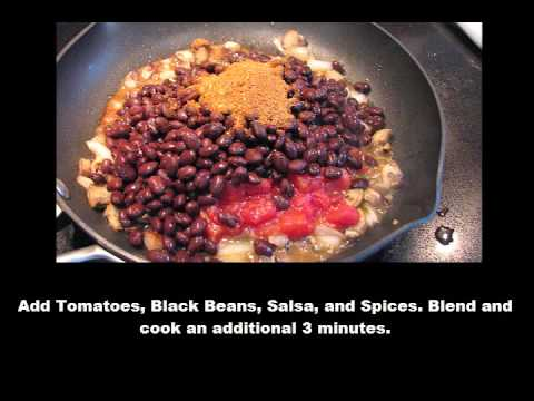 Mexican Black Beans and Quinoa