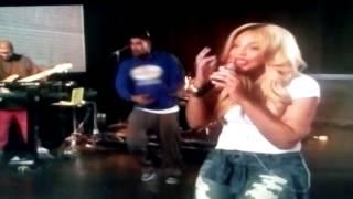 Tamar Braxton Singing Where It Hurts