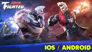 FINAL FIGHTER - iOS / ANDROID GAMEPLAY