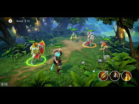Age of Magic (by Playkot LTD) - rpg game for android and iOS - gameplay.