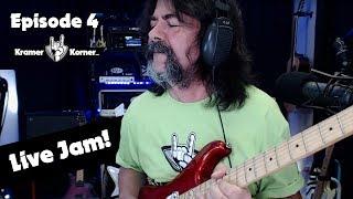 Kramer Korner Live Jam & Kramer Online Store