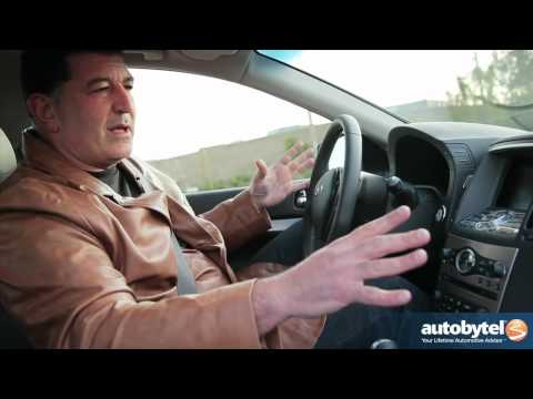 2012 Infiniti G37 Sedan Video Road Test and Review