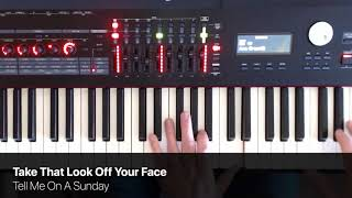 Take That Look Off Your Face - Andrew Lloyd Webber - Piano Cover