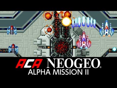 ACA NEOGEO ALPHA MISSION II thumbnail