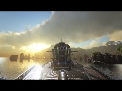 ARK: Survival Evolved - Homestead Update Trailer