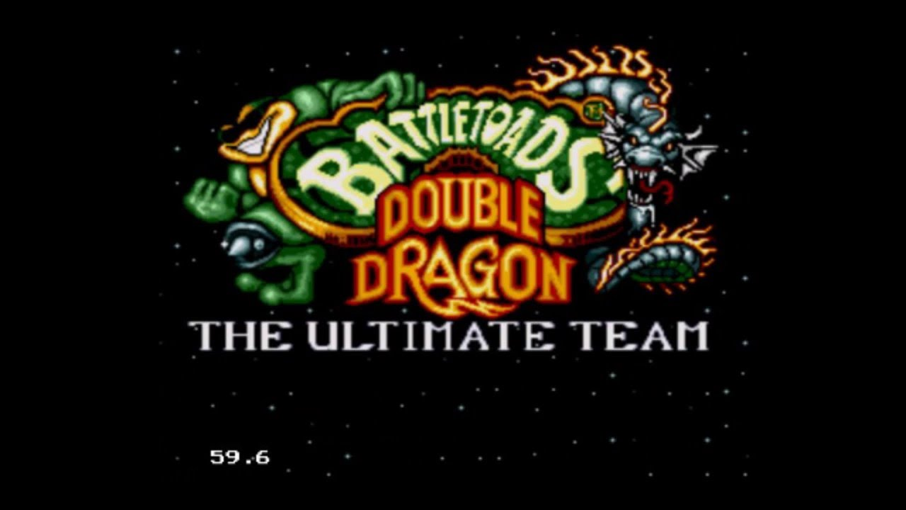 Battletoads & Double Dragon: The Ultimate Team (Sega Mega Drive) – Ravenking's Gameplay