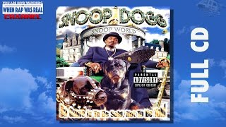 Snoop Dogg - Da Game Is To Be Sold, Not To Be Told [Full Album] CDQ