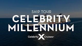 Celebrity Millennium: Ship Tour