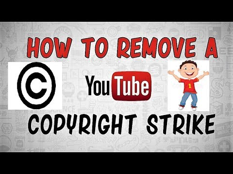 YouTube| How to Remove Includes Copyright Content Without Deleting