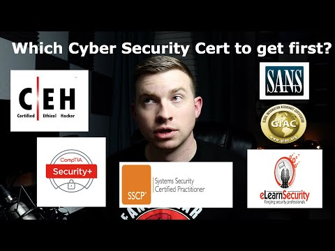 Best Entry Level Cyber Security Certifications