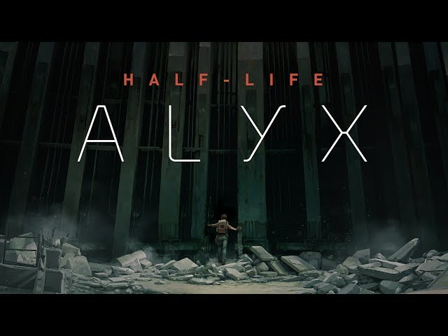 Half-Life: Alyx Announcement