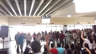 Flashmob At Capgemini SEZ Mumbai