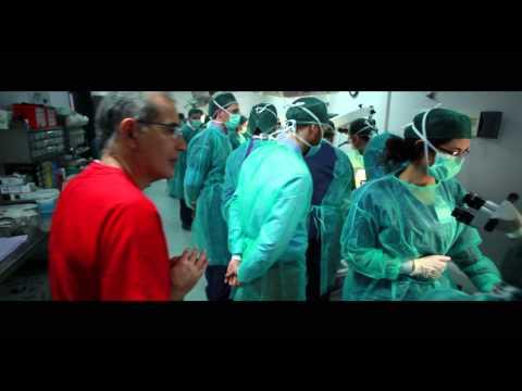 Parsimonia di un nervo in trattamento di reparto lombare