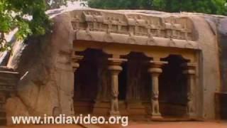 Varaha Mandapam at Mahabalipuram