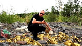 Where is most gold found? How to Identify Gold Deposits in a River | Free earnings