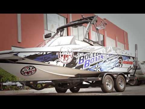 Warrior Wraps Custom Vehicle, Boat, Business Graphic Design Las Vegas Video Production