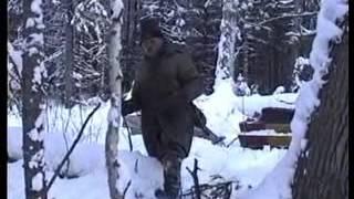 Фильм второй, Страницы из жизни охотника - промысловика, автор Казис Буошка