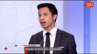William Thay - Public Sénat - 14 Septembre
